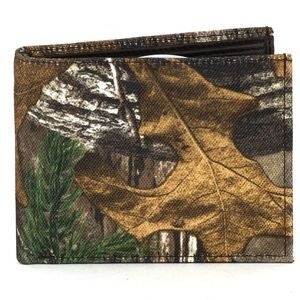REALTREE RFID Bifold Wallet With ID Window 528MP